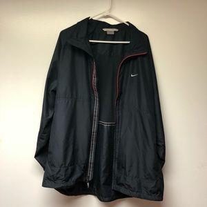 Nike Elongated Windbreaker